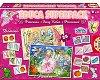 Суперпакет - Принцеси - Комплект игри и пъзели -
