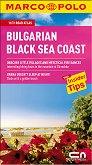 BULGARIAN BLACK SEA COAST  : Пътеводител на българското Черноморие на английски език - MARCO POLO -