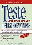 Teste deine Deutschkenntnisse - тестове по немски език за 8. клас - Светла Михайлова - книга за учителя