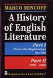 A History of English Literature -
