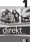Direkt - ниво 1 (A1 - A2): Учебна тетрадка за 8. клас : Учебна система по немски език - Giorgio Motta, Beata Cwikowska -