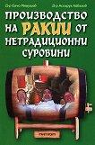 Производство на ракии от нетрадиционни суровини - д-р Енчо Мянушев, д-р Аспарух Айвазов -