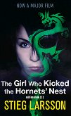 Millennium - book 3: The Girl Who Kicked the Hornets' Nest - Stieg Larsson -