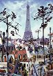Айфеловата кула - Жан-Жак Люп (Jean-Jacques Loup) -