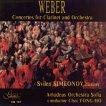 Carl Maria von Weber - Концерти за кларинет и оркестър -