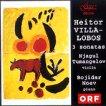 Heitor Villa-Lobos - 3 Sonatas -