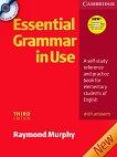 Essential Grammar in Use + CD - Raymond Murphy -