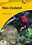 Cambridge Experience Readers - Ниво 2: Elementary/Lower Intermediate : New Zealand - Margaret Johnson -