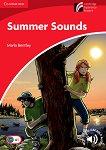 Cambridge Experience Readers - Ниво 1: Beginner/Elementary Summer Sounds -