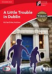 Cambridge Experience Readers - Ниво 1: Beginner/Elementary : A little Trouble in Dublin - Richard MacAndrew - книга