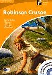 Cambridge Experience Readers - Ниво 4: Intermediate : Robinson Crusoe - Daniel Defoe -
