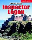 Cambridge English Readers - Ниво 1: Beginner/Elementary : Inspector Logan - Richard MacAndrew - книга