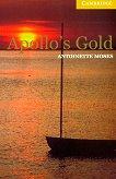 Cambridge English Readers - Ниво 2: Elementary/Lower Apollo's Gold -