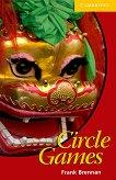 Cambridge English Readers - Ниво 2: Elementary/Lower : Circle Games - Frank Brennan - книга