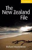 Cambridge English Readers - Ниво 2: Elementary/Lower : The New Zealand File - Richard MacAndrew -