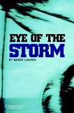 Cambridge English Readers - Ниво 3: Lower/Intermediate : Eye of the Storm - Mandy Loader - книга
