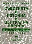 Събитията в източна и централна Европа - хронологичен преглед 1985г. - 1997г. - Мария Матеева -