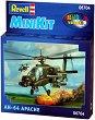 Военен хеликоптер - AH-64 Apache - Сглобяем авиомодел -