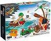 Пиратско нападение - Детски конструктор -