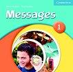 Messages: Учебна система по английски език : Ниво 1 (A1): 2 CD с упражненията за слушане от учебника - Diana Goodey, Noel Goodey -