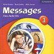 Messages: Учебна система по английски език Ниво 3 (A2 - B1): 2 CD с упражненията за слушане от учебника -