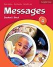 Messages: Учебна система по английски език : Ниво 4 (B1): Учебник - Diana Goodey, Noel Goodey, Meredith Levy - учебна тетрадка