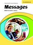 Messages: Учебна система по английски език : Ниво 1 - 2 (A1): DVD (PAL/NTSC) + книжка с упражнения -