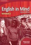 English in Mind - Second Edition: Учебна система по английски език : Ниво 1 (A1 - A2): Учебна тетрадка - Herbert Puchta, Jeff Stranks - речник