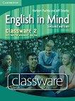 English in Mind - Second Edition: Учебна система по английски език : Ниво 2 (A2 - B1): DVD с интерактивна версия на учебника - Herbert Puchta, Jeff Stranks -