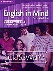 English in Mind - Second Edition: Учебна система по английски език : Ниво 3 (B1): DVD с интерактивна версия на учебника - Herbert Puchta, Jeff Stranks -
