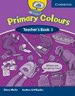 Primary Colours: Учебна система по английски език : Ниво 3 (A1): Книга за учителя - Diana Hicks, Andrew Littlejohn -