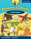 Primary Colours: Учебна система по английски език : Ниво 4 (A2): Учебник - Diana Hicks, Andrew Littlejohn -