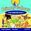 Primary Colours: Учебна система по английски език : Ниво 4 (A2): 2 CD с песните, историите и упражненията от учебника - Diana Hicks, Andrew Littlejohn -