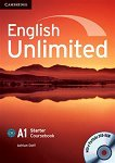English Unlimited - Starter (A1): Учебник по английски език + DVD-ROM - Adrian Doff -
