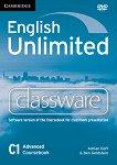English Unlimited - ниво Advanced (C1): DVD-ROM по английски език с интерактивна версия на учебника - Adrian Doff, Ben Goldstein -