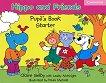 Hippo and Friends: Учебна система по английски език за деца : Ниво Starter: Учебник - Claire Selby - помагало