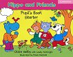 Hippo and Friends: Учебна система по английски език за деца : Ниво Starter: Учебник - Claire Selby - учебник