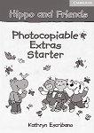 Hippo and Friends: Учебна система по английски език за деца : Ниво Starter: Книжка с допълнителни фотокопия - Kathryn Escribano -