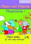 Hippo and Friends: Учебна система по английски език за деца Ниво 1: Флашкарти -