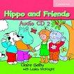Hippo and Friends: Учебна система по английски език за деца Ниво 2: CD с песни за задачите в учебника -