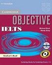 Objective IELTS: Учебна система по английски език : Ниво Intermediate (B2): Учебник + CD - Michael Black, Wendy Sharp - учебник