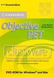 Objective PET Second edition: Учебен курс по английски език Ниво B1: DVD-ROM -