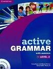 Active Grammar: Учебна система по английски език : Ниво 2: Книга с отговори + CD - Fiona Davis, Wayne Rimmer -