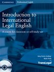 Introduction to International Legal English: ������� + �������� 2 CD - Amy Krois-Lindner, Matt Firth - �����