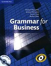 Grammar for Business + CD - Michael McCarthy, Rachel Clark, Jeanne McCarten, David Clark -