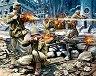 Войници от американската пехотна войска - Комплект фигури -