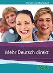 Mehr Deutsch direkt - Помагало с теми и упражнения по немски език (B1-B2) + 2CD -