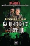 Платина: Бандитското сборище - книга
