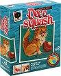"""Създай сам картина от пластилин - Игриво коте - Творчески комплект от серията """"Deco Squash"""" -"""