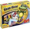 Квак-Квак - Ученият на езерото: Знамена - Образователна игра -